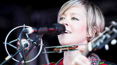 The Blackwood Rhapsody festival will see Barker perform in front of much of her family.