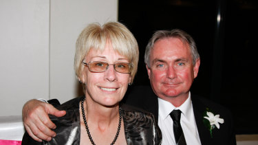 Carol and Michael Clancy died in the downing of MH17 in 2014.