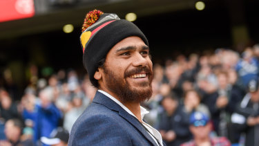 Technically, Cyril Rioli is about to become available to any club.
