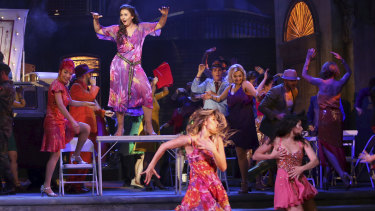 Opera Australia's production of Carmen in January. The arts industry - and especially the next generation of cultural leaders - are confronting a bleak future.