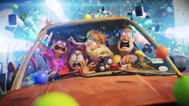 The Mitchells vs The Machines is Netflix's most-watched original animated movie to date.