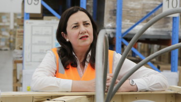Premier Annastacia Palaszczuk  did not make any campaign announcements today due to attending national cabinet