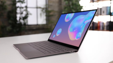 Samsung is getting back to clamshells, with the Galaxy Book S.