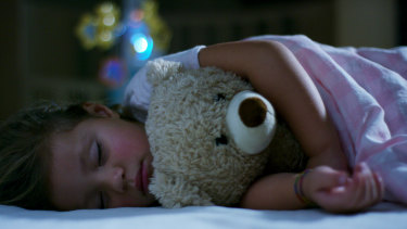 There are techniques that do work to help children sleep, promises expert Dr Michael Gradisar.