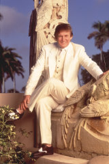 Trump was a master at inflating his wealth.