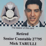Michael Tarulli: a high-speed crash in 1993 changed his life.