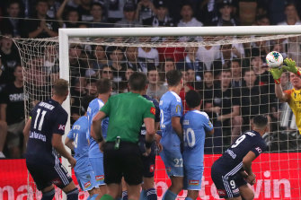 The remainder of the A-League season may be played out in Sydney, meaning Melbourne clubs would potentially have to relocate interstate.