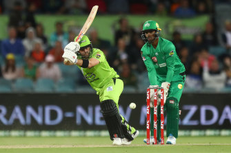 Callum Ferguson is among those calling for the DRS to be introduced to the Big Bash.