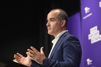 Victorian Education Minister James Merlino says he is confident students will return to face-to-face classes in term four.