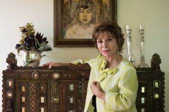 Isabel Allende is guided in her writing by her dreams.