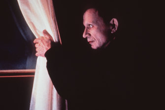 A scene from David Lynch's Lost Highway.