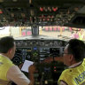 Final moments in the cockpit of doomed Lion Air jet