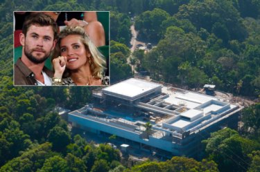 Chris Hemsworth's $1 million home renovation fail