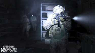 Modern Warfare's campaign strikes a different tone compared to prior games in the series.