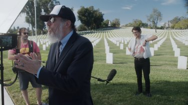 Larry Charles' Dangerous World of Comedy takes an Anthony Bourdain-style look at the world of comedy.