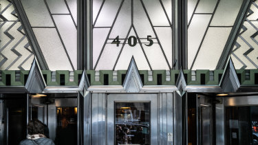 The iconic Chrysler building could be turned into a hotel under its new owners.