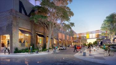 Marrickville Metro Shopping Centre's $142million development by AMP Capital