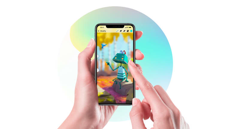 Procreate Pocket was named best iPhone app of 2018, by Apple.