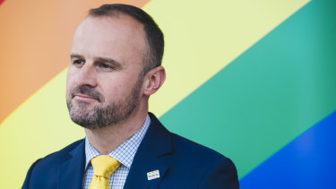 ACT Chief Minister Andrew Barr wants to ensure the long-term future of international cricket in Canberra.