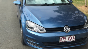 Detectives are also calling on anyone who had seen her vehicle, which was a blue Volkswagen Golf in the lead up to the woman's disappearance.
