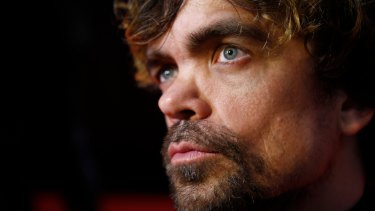 "Peter Dinklage has rubbished ""whitewashing"" concerns over his latest role."