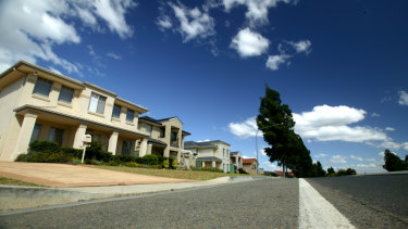Residents of Sydney's outer suburbs tend to rely heavily on their cars due to poor access to frequent public transport services.