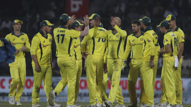 Australia's men produced a remarkable series win in India.