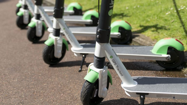 US company Lime plans to introduce an electric scooter-share scheme to Brisbane and Melbourne.
