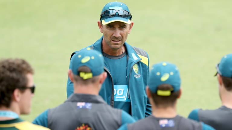 Australian cricket coach Justin Langer needs to turn his team around fast to help win back public support.