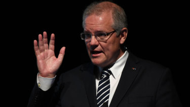 Prime Minister Scott Morrison has put a hand up to help small businesses with the pain of not being paid on time.