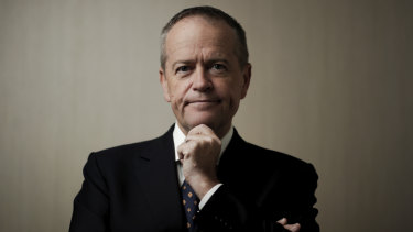 """People under 40 in this country are getting a dud deal from the government"": Opposition Leader Bill Shorten."