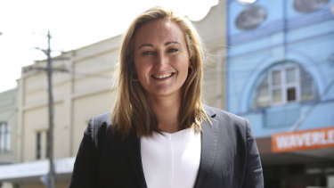 """I don't think there's been a single government that has had eight years, started projects and not been able to finish one"": ALP candidate for Coogee Marjorie O'Neill."
