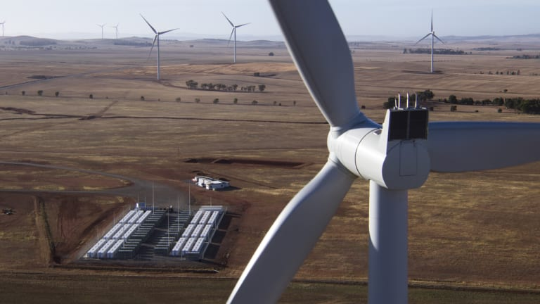 The Hornsdale battery in SA built by Tesla has had a successful first year, its owners Neoen say.