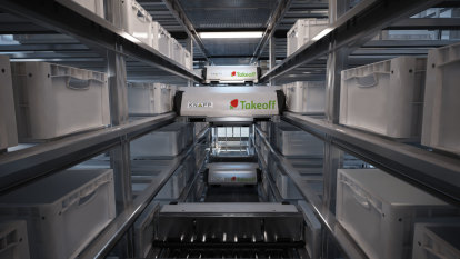 Woolworths unleashes the robots to win the home delivery wars