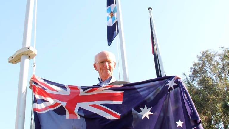 Fraser Coast Regional Council Mayor Chris Loft.
