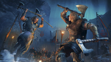 Free-flowing movement gives way to something more interesting in the latest Assassin's Creed.