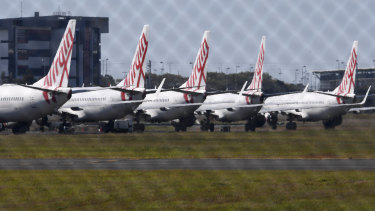 Australia's airline industry is getting back to business.