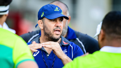 'We're coming from way back': Cheika shakes things up with Wallabies squad