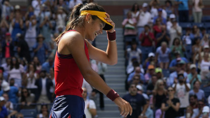 'My flights were booked for the end of qualifying': Raducanu surprises herself at Open