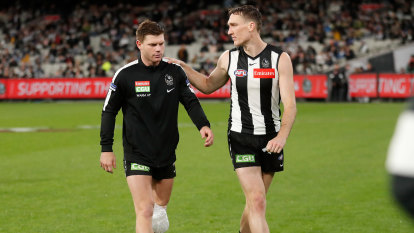 Languishing Pies look to blood young talent as Adams sidelined