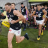 Blue sky thinking for Carlton as they prepare to attack 2020