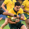They're back: Bledisloe and the Boks to return to Perth