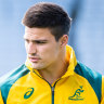 Jack Maddocks and two more young Wallabies are being courted by an American team.