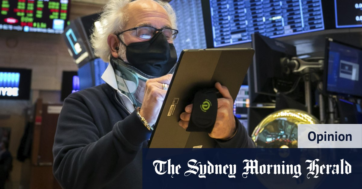 There's an eerie calm in markets despite disturbing numbers – Sydney Morning Herald