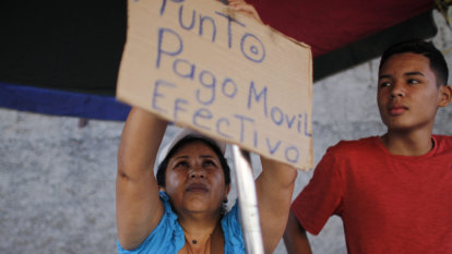 'This is our reality': Venezuelan teachers get side gigs to survive crisis