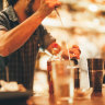 Martinis, not middies: Perth's hideaway bars more popular than ever