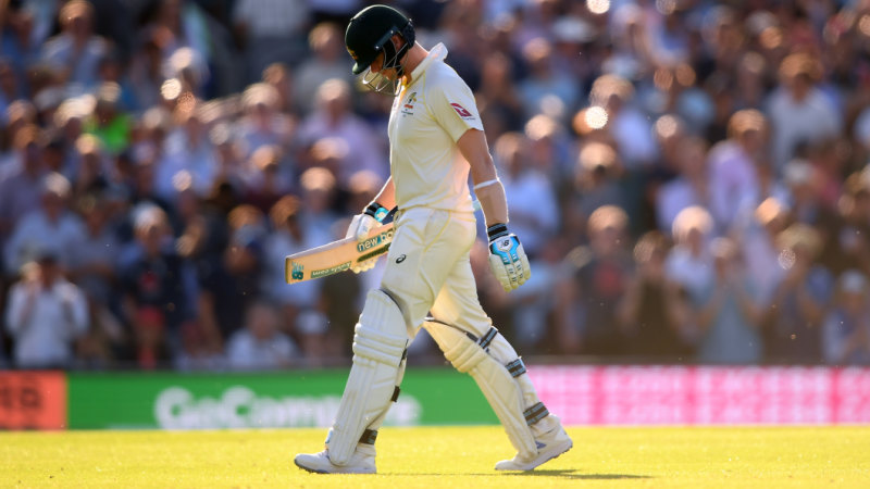 Steve Smith's historic Ashes feat not enough to rescue Australia