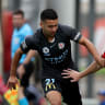 Najjarine can be better than Arzani: Brattan