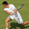 Tomic's opponent questions severity of his fine for not meeting 'required professional standard'
