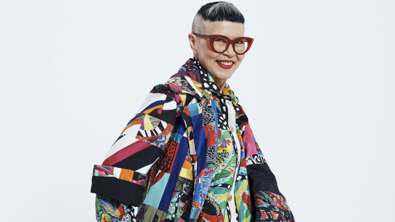 Benjamin Law S Dicey Topics With Fashion Designer Jenny Kee